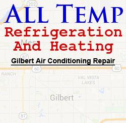 Gilbert Air Conditioning Repair